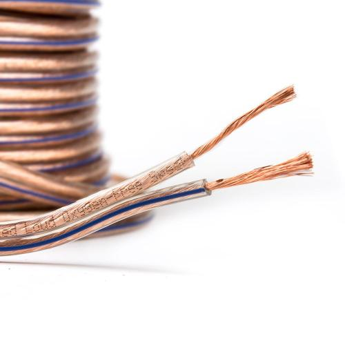 small resolution of 50ft speaker wire 12awg enhanced loud oxygen free copper cable primecables