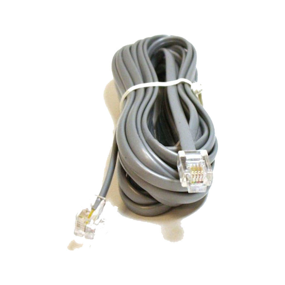 medium resolution of phone cable rj11 6p4c reverse 4 lengths available for voice monoprice