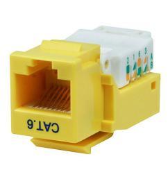 b amp a cat 6 keystone jack wiring diagram [ 1000 x 1000 Pixel ]