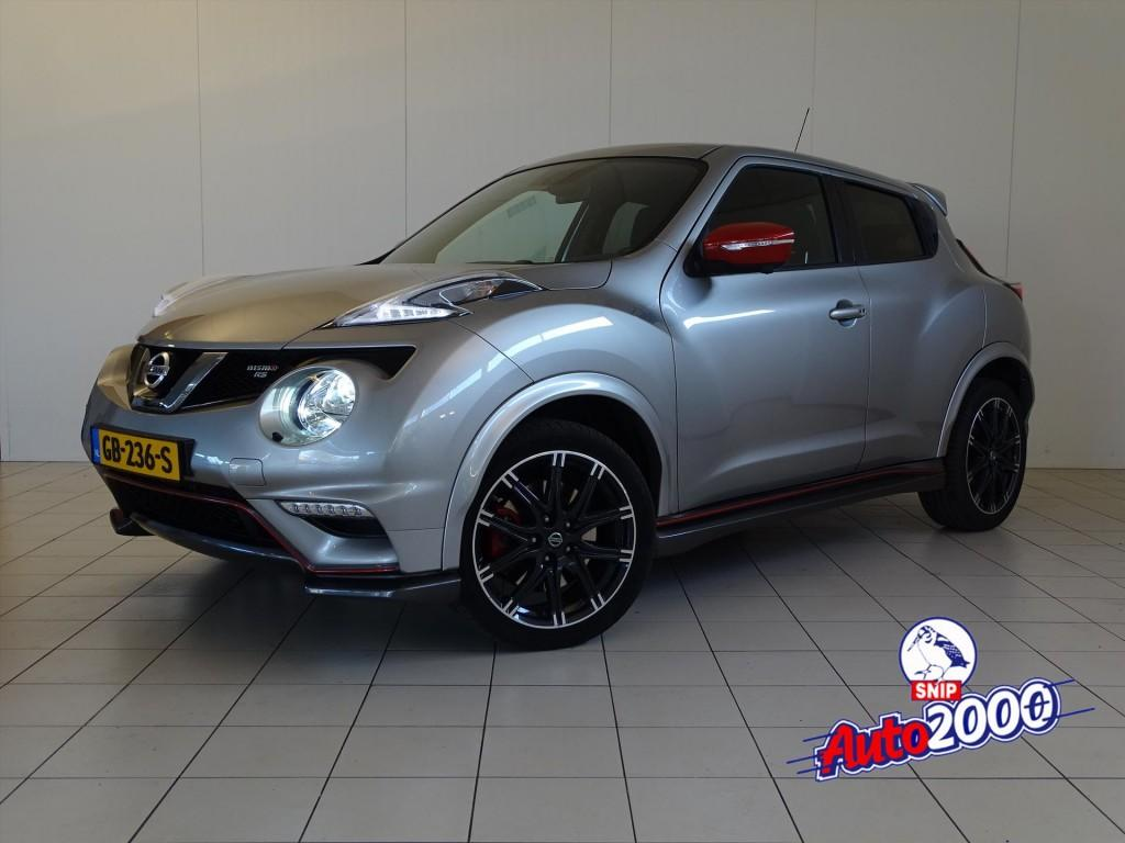Nissan Juke Dig-t 218pk nismo rs full opties