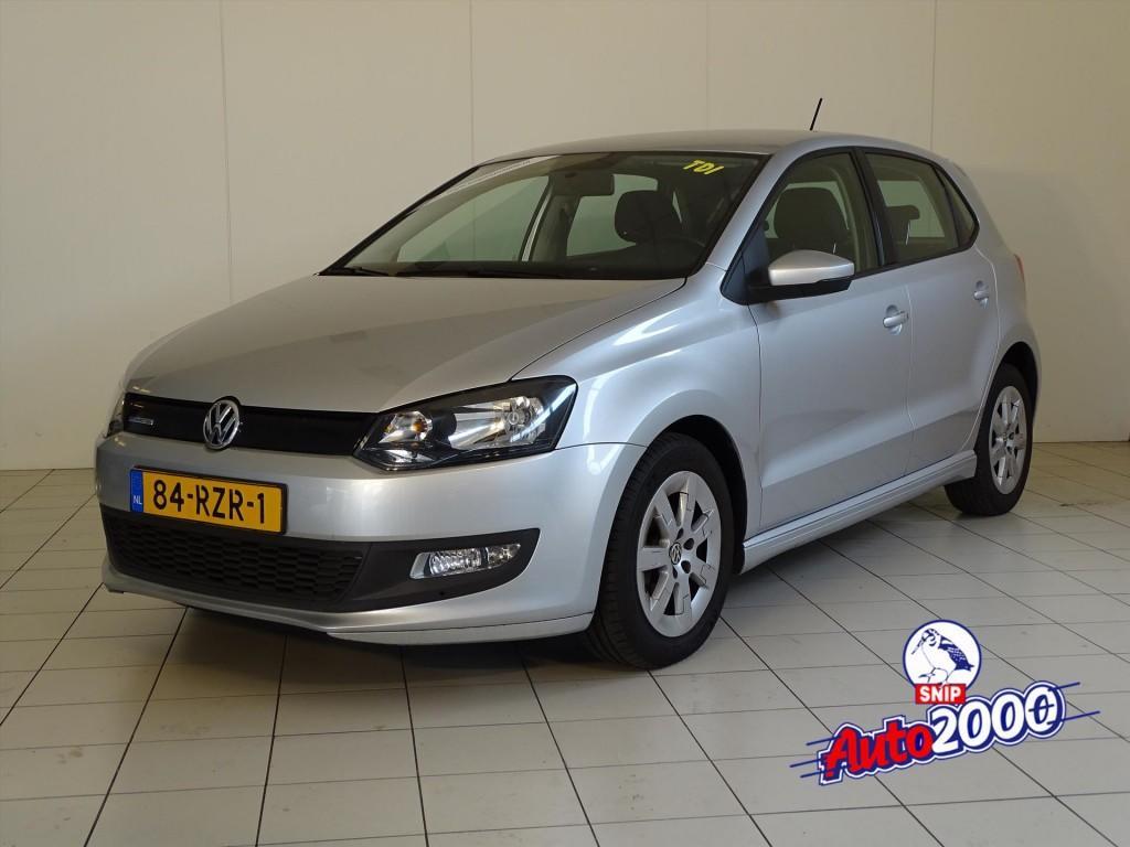 Volkswagen Polo 1.2 tdi 75pk 5d bluemotion comfortline