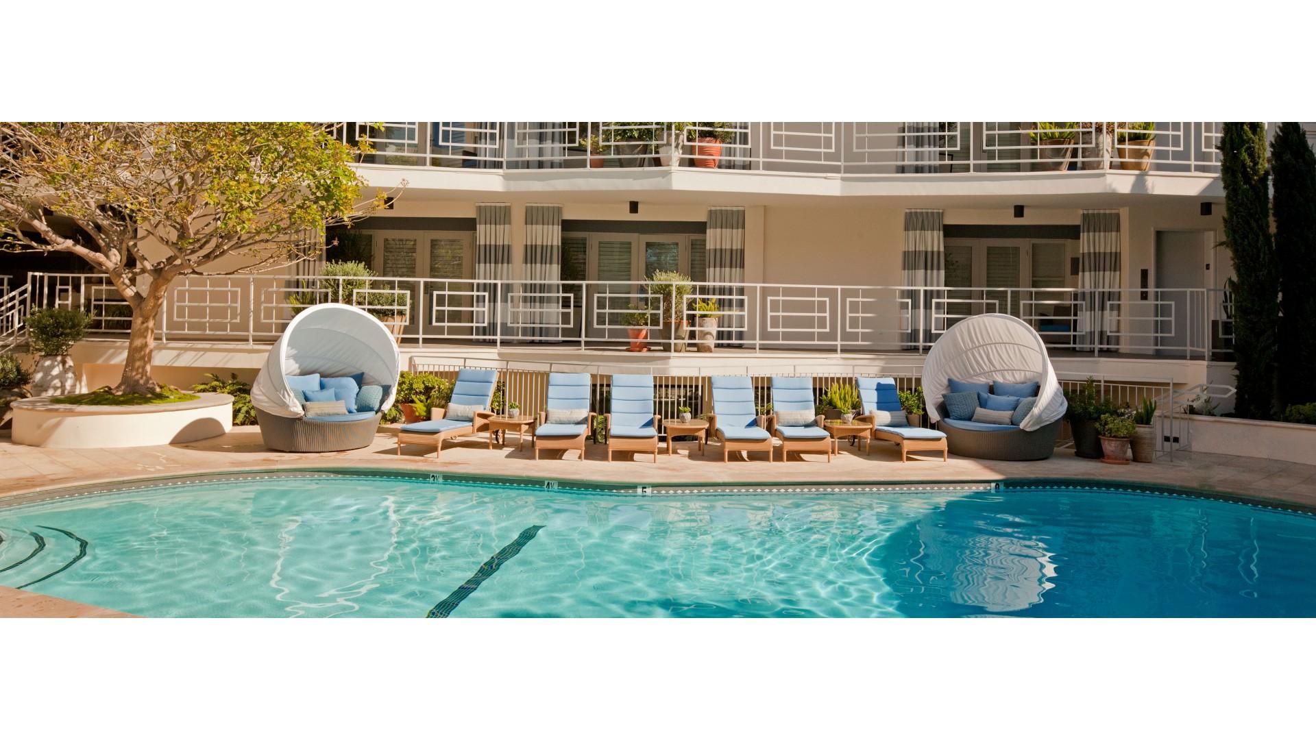 Best Kitchen Gallery: Oceana Beach Club Hotel Santa Monica Los Angeles California of Los Angeles Hotel Resorts  on rachelxblog.com
