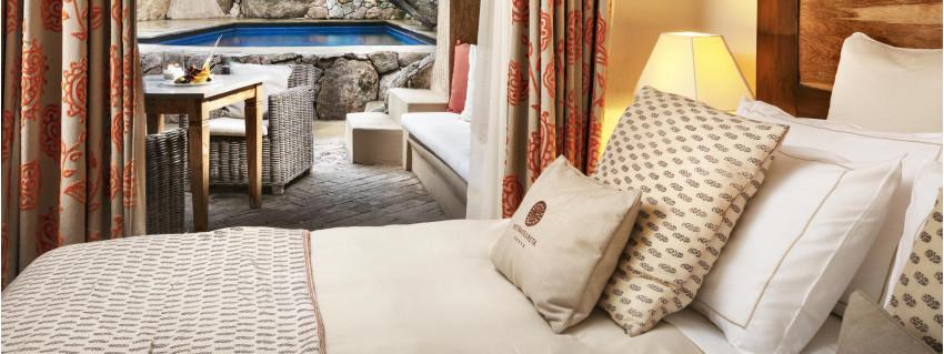 Petra Segreta Resort Spa Sardinia Italy