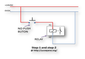 How to create Relay Logic Circuit with Examples | Engineer