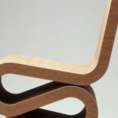 Frank Gehry Chair Lafuma Pop Up Wiggle By Maas Collection 2003 83 1 Cardboard Designed