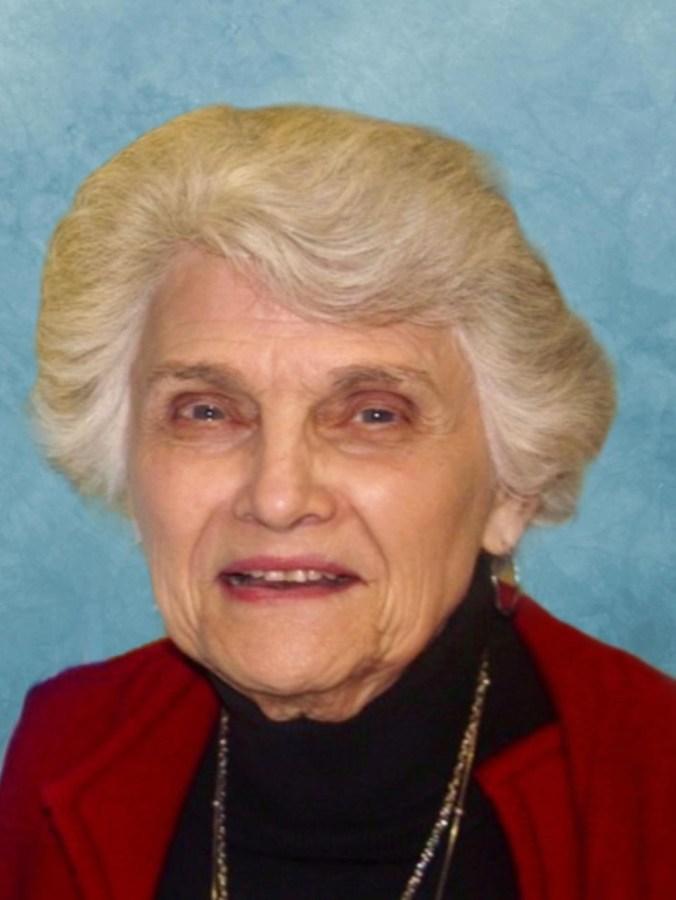 Obituary of Marian Turner Stephenson
