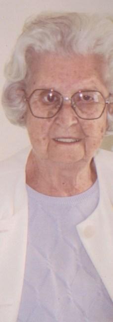 Obituary of Alice Pauline Hall