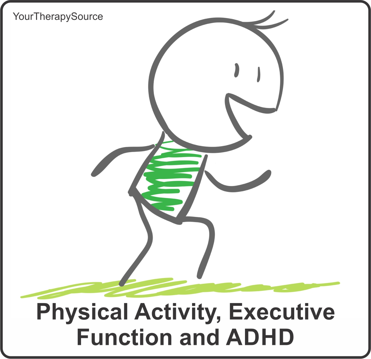 Physical Activity Executive Function And Adhd