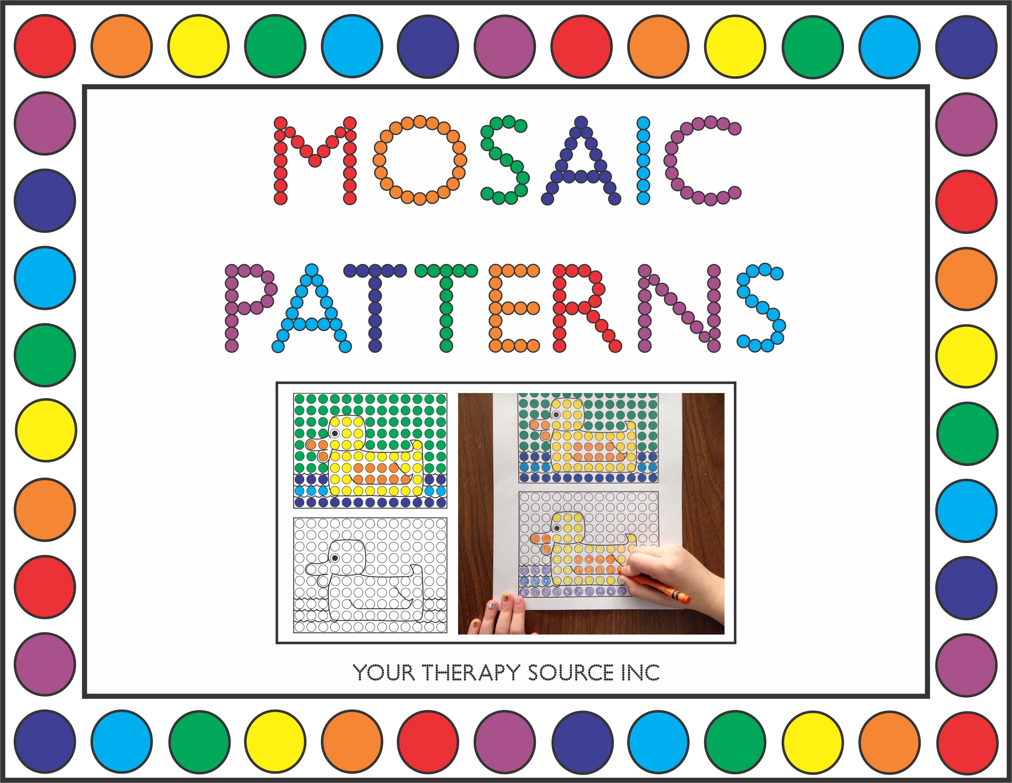 Mosaic Patterns