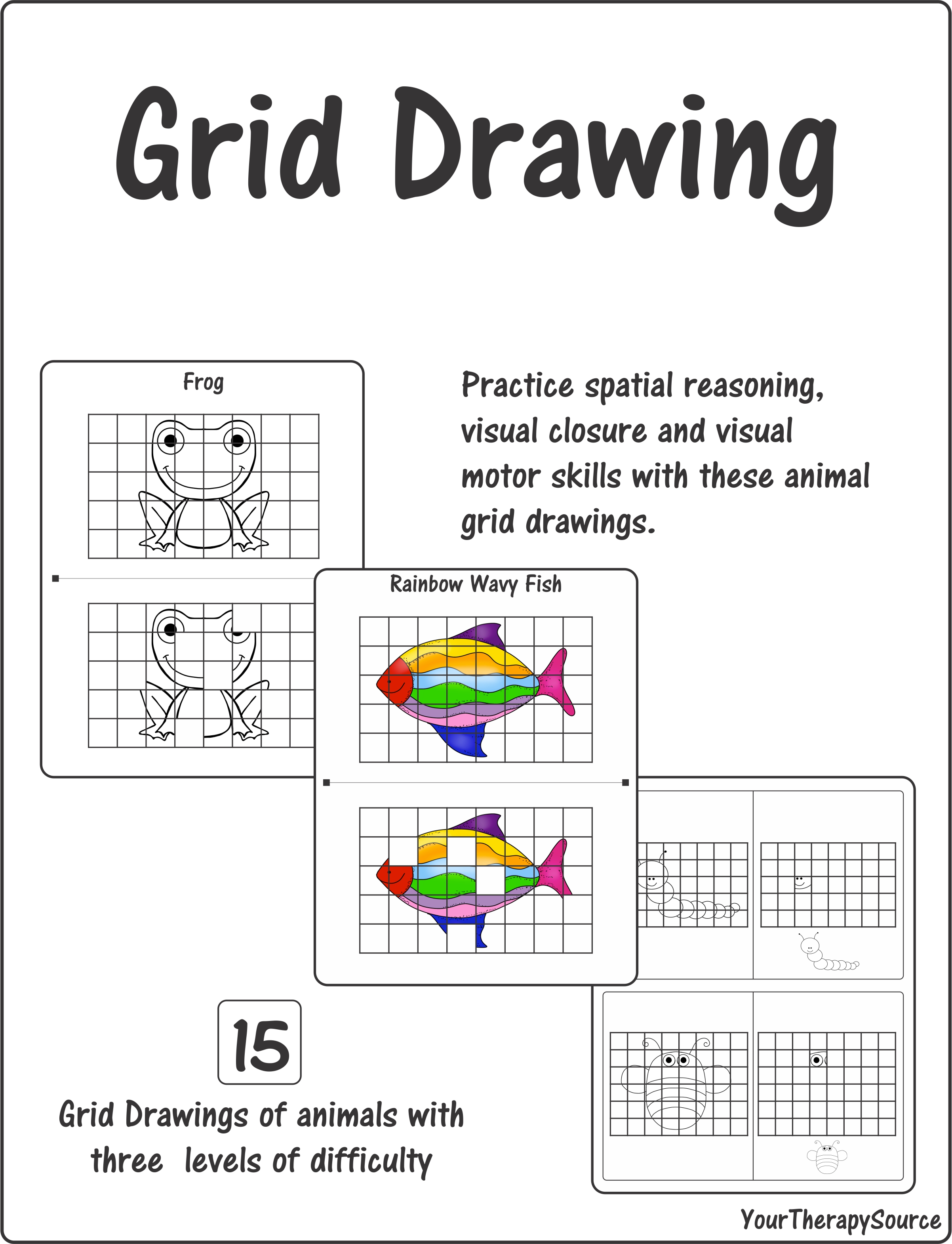 Spatial Reasoning Worksheet