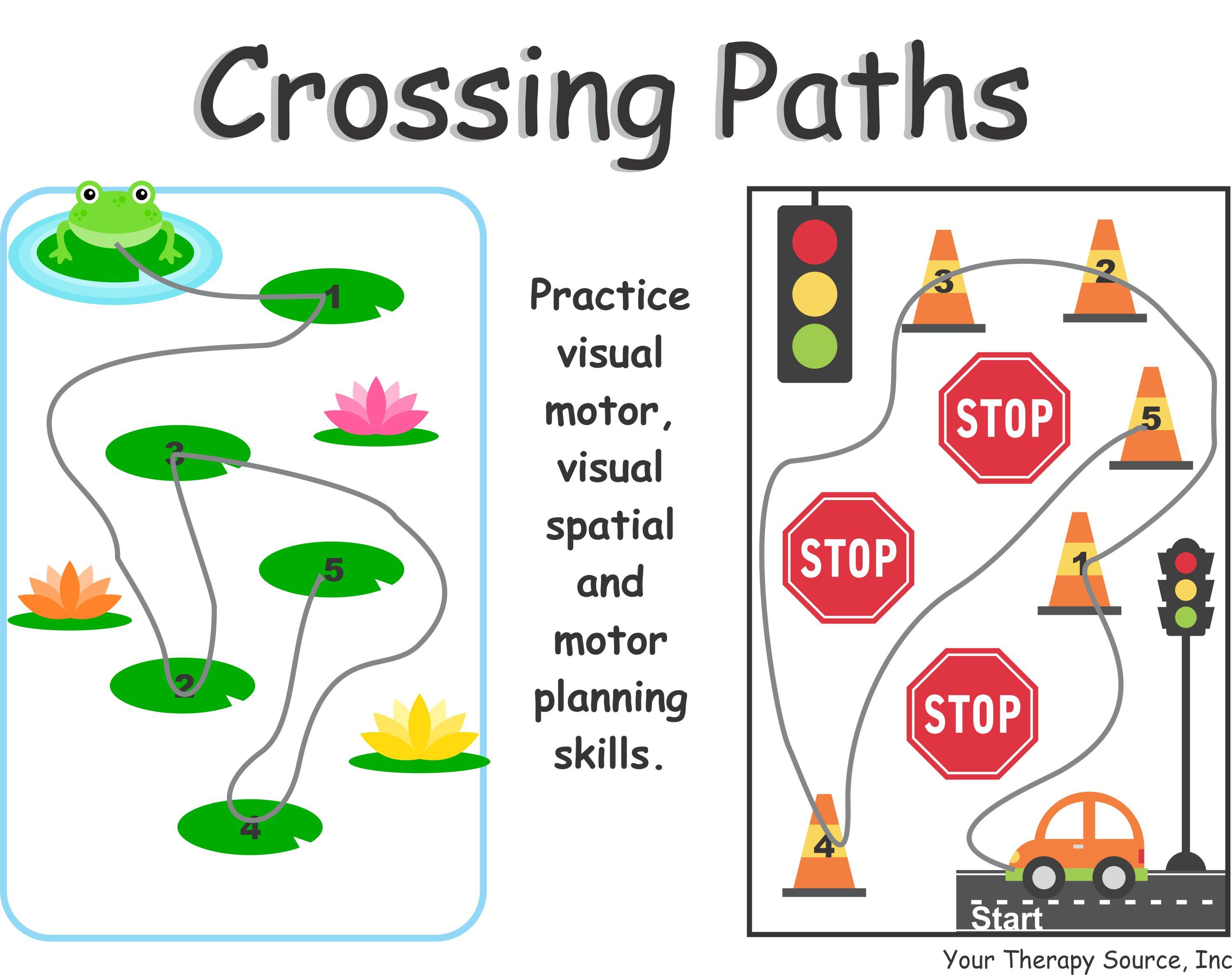 Crossing Paths