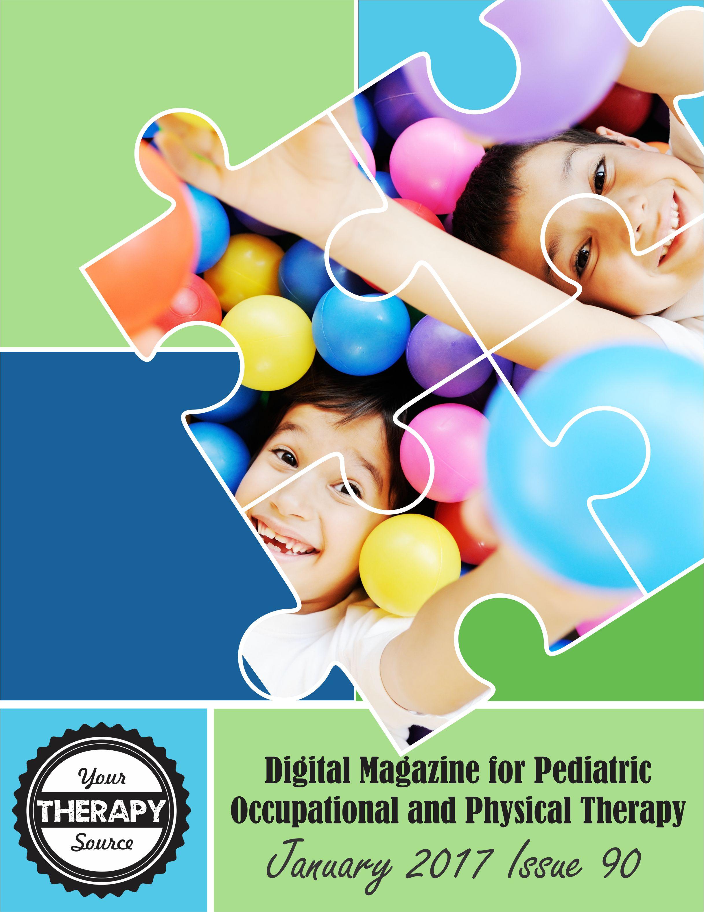 January Digital Magazine For Pediatric Ots And Pts