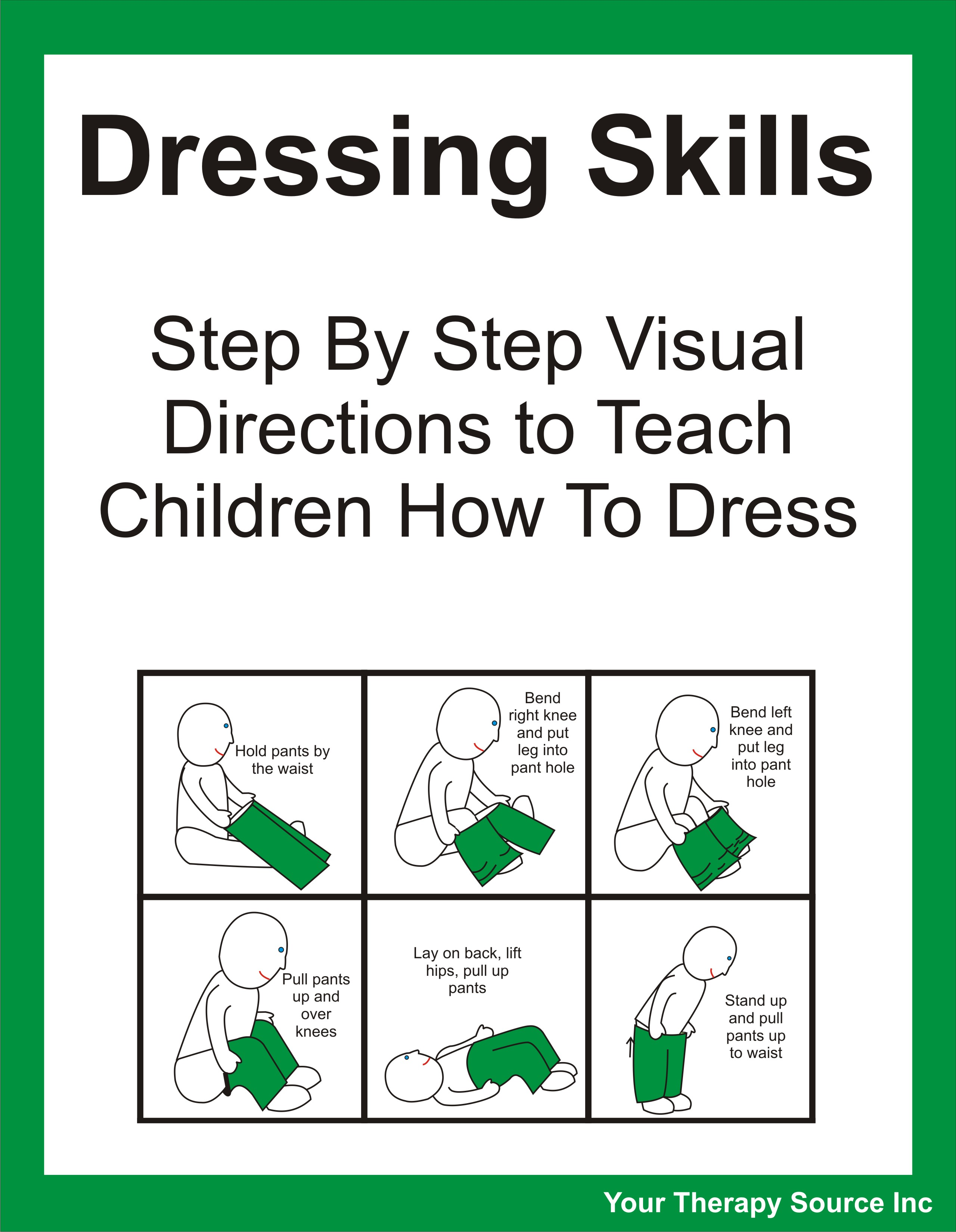 Dressing Skills