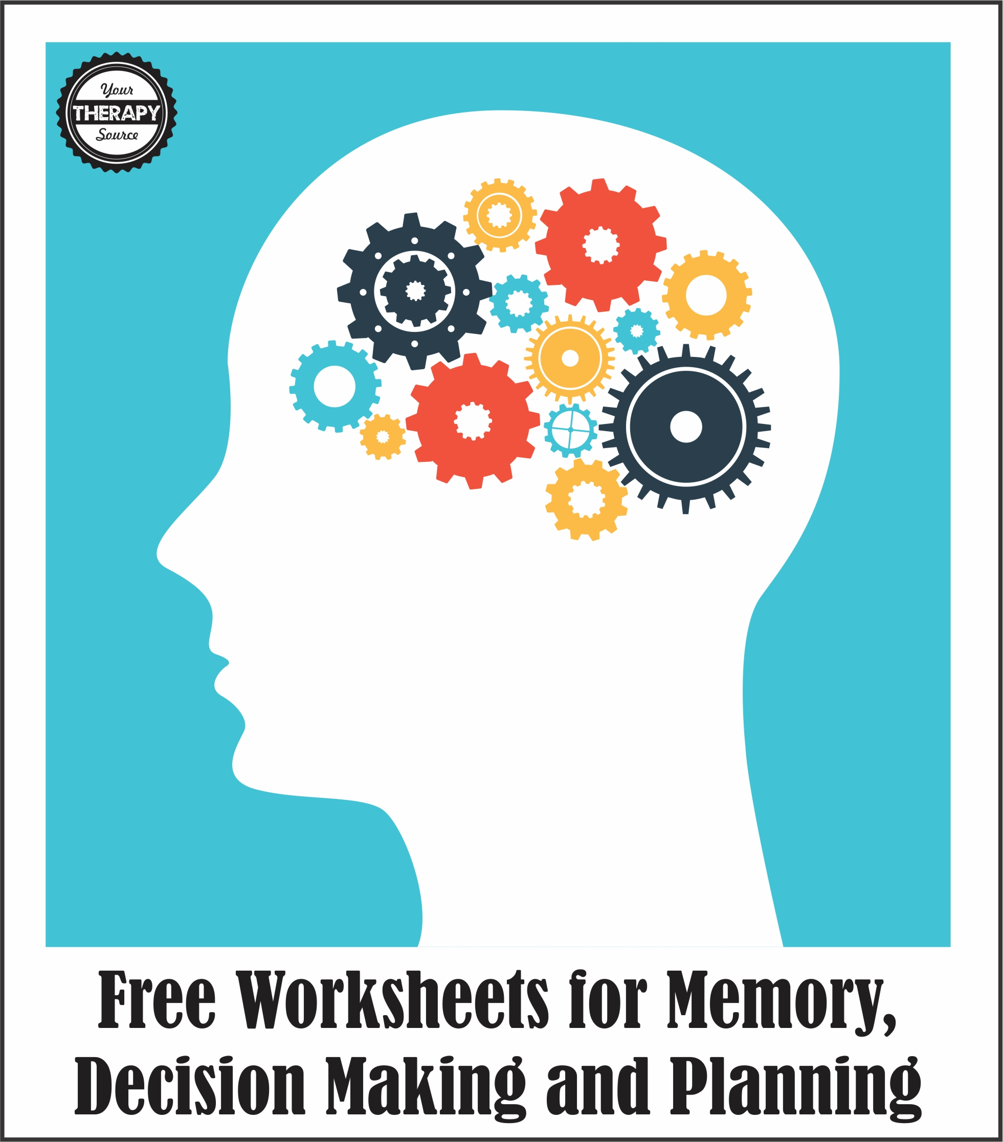 Free Worksheets For Memory Decision Making And Planning