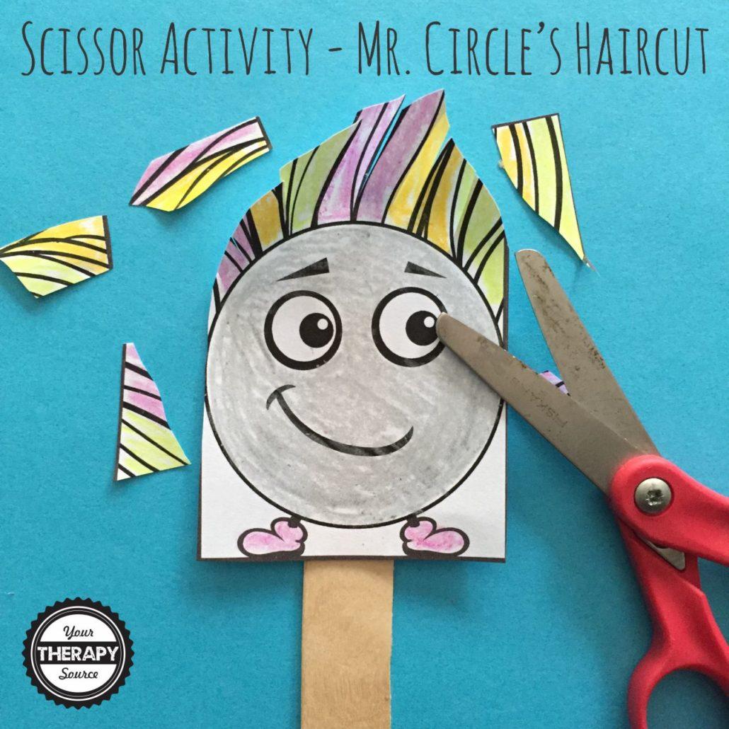 Scissor Activity