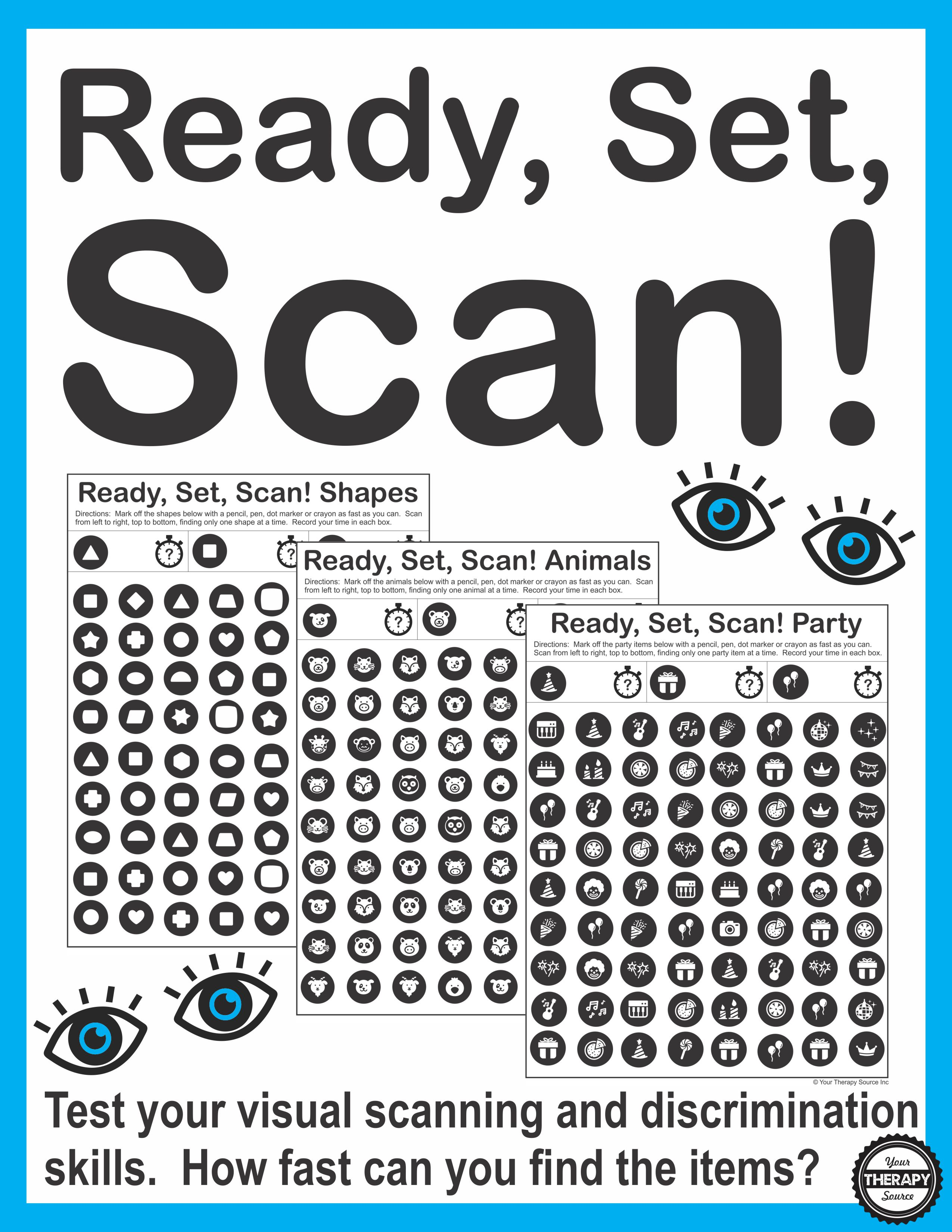 Ready Set Scan