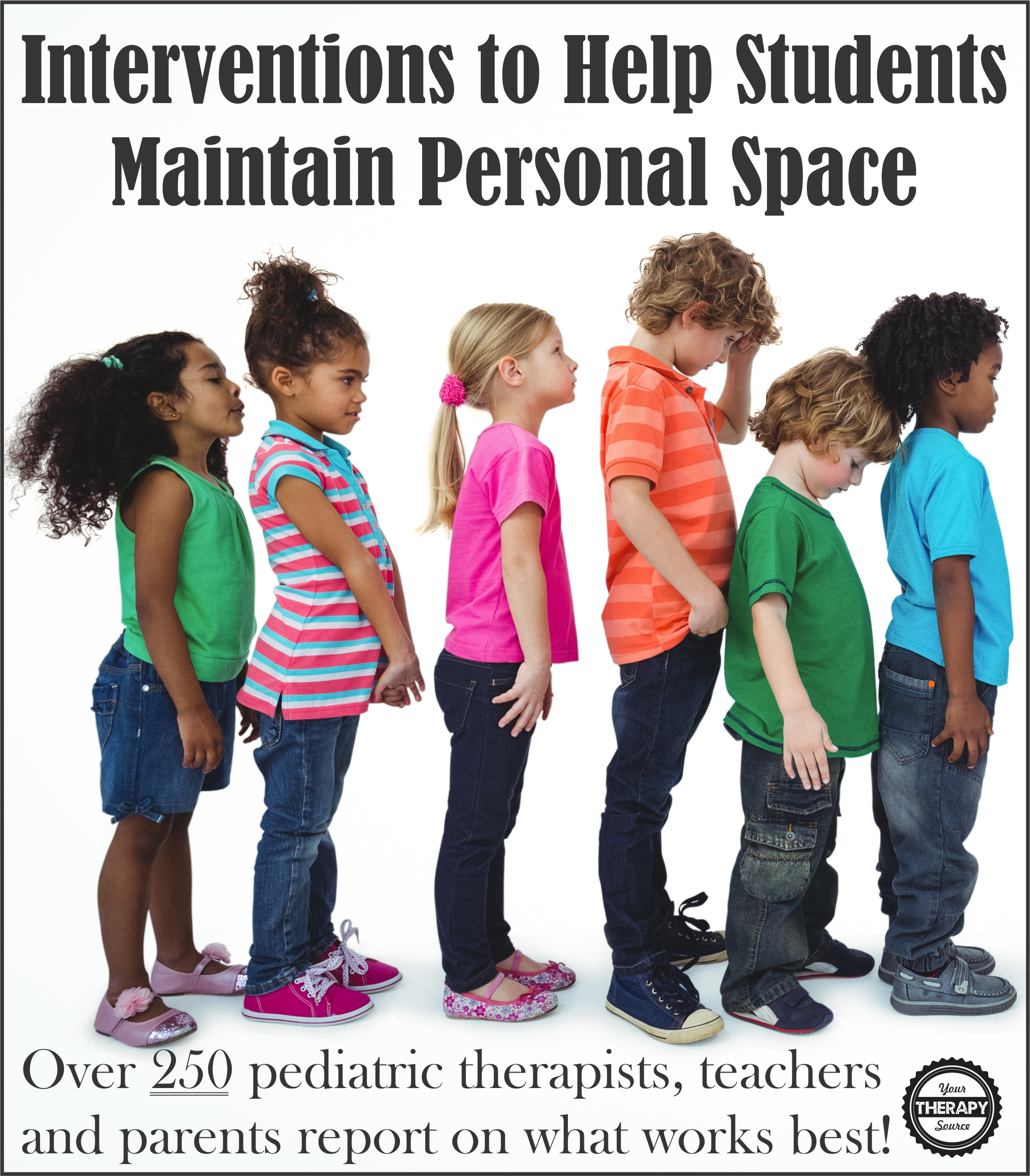 Interventions To Help Students Maintain Personal Space