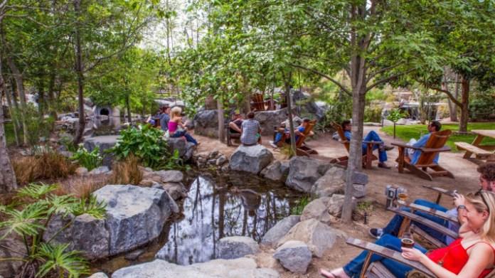 Stone Brewing World Bistro & Gardens - Escondido | Vineyard, Escondido, California, United States - Venue Report