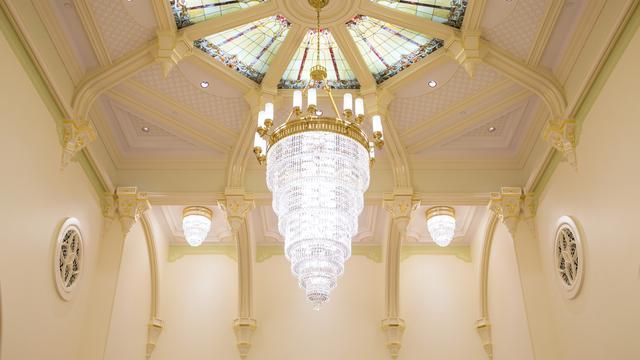 First Official Photos  Video Inside the Provo City Center Temple  LDS Living