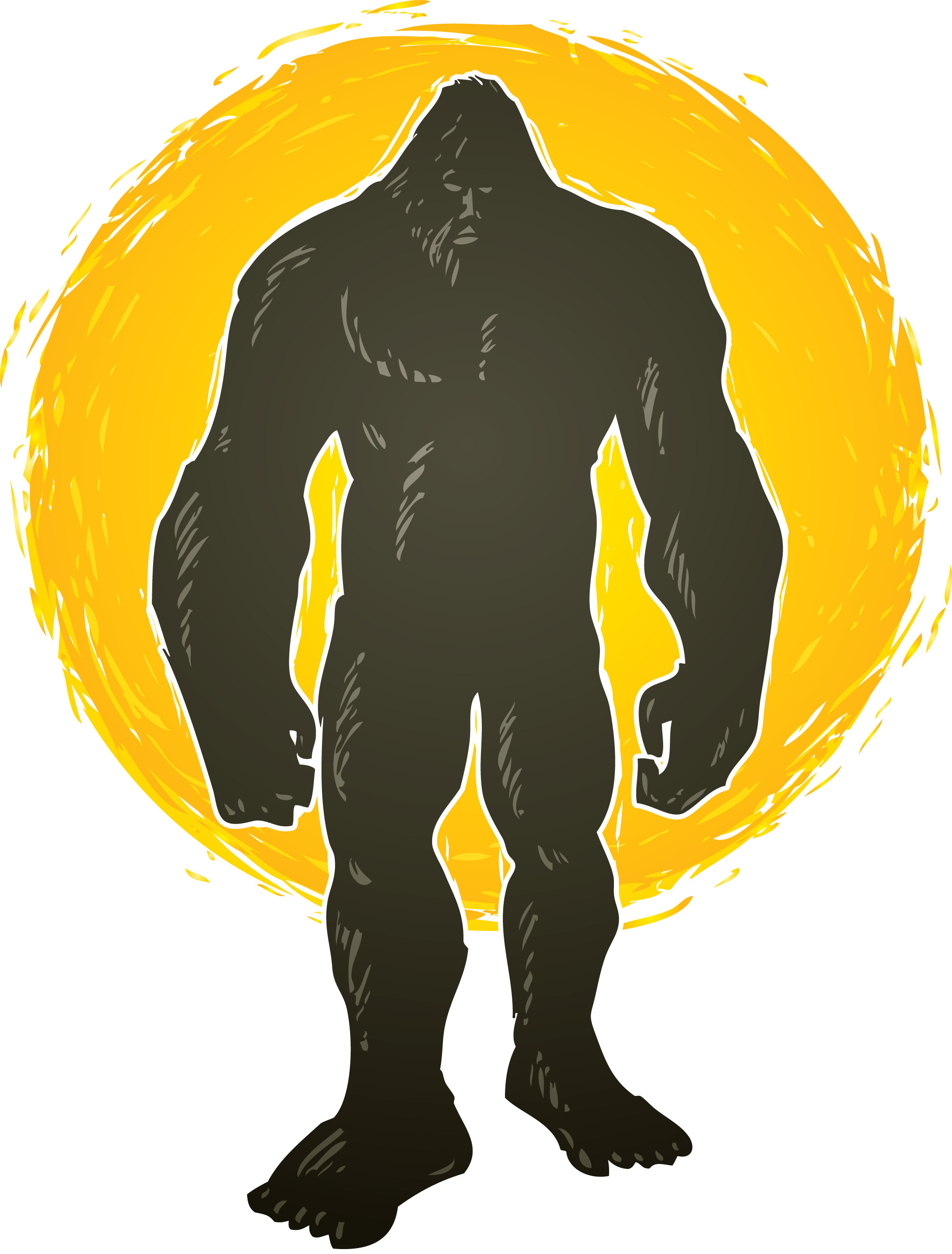 is cain bigfoot the