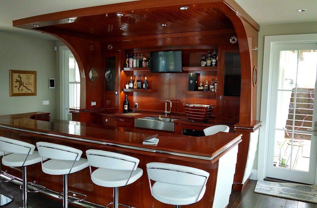 entryway bar