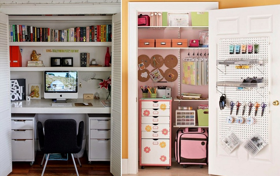 21 brilliant ways to squeeze more space out of your tiny