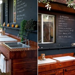 Diy Outdoor Kitchen Plans Aid Range Hood 21 Insanely Clever Design Ideas For Your Chalkboard Wall