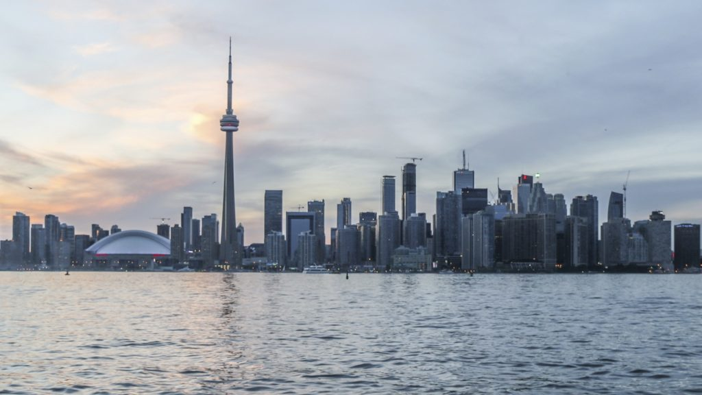 See How Torontos Skyline Has Changed Since The 60s In