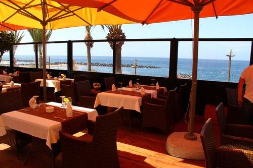 Restaurante La terrazza del mare  Tenerife