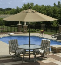9FT PATIO UMBRELLA | RAINWEAR