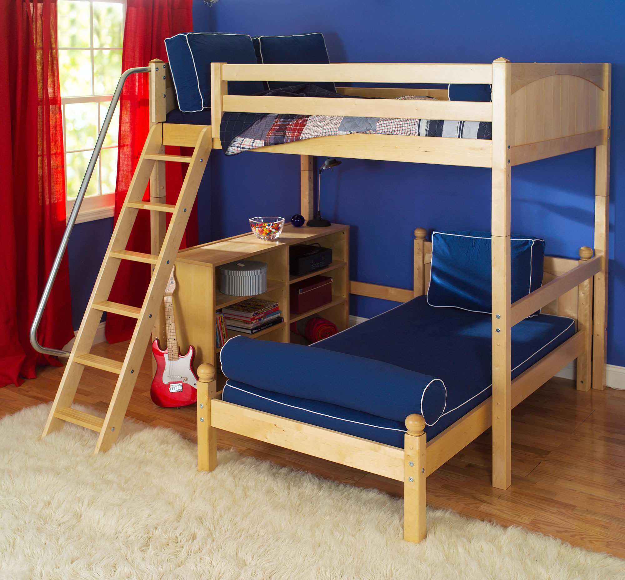 twin size bunk bed plans