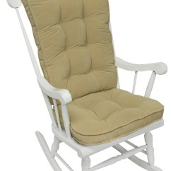Chair Back Cushions Everywhere Coupon Code Rocking Cushion  Pads And