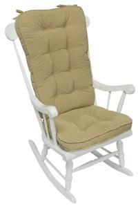 ROCKING CHAIR BACK CUSHION  Chair Pads & Cushions