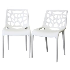 Modern Plastic Chair Sleeping In A Gif Dining Chairs  Pads And Cushions