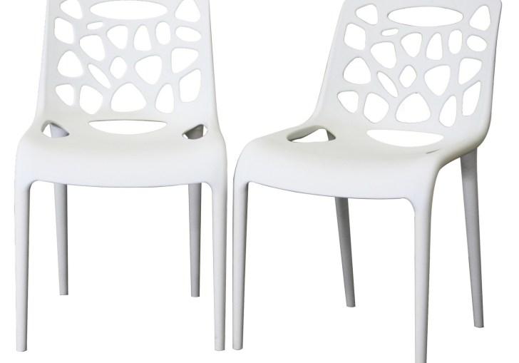 Mid Century Modern Plastic Chairs