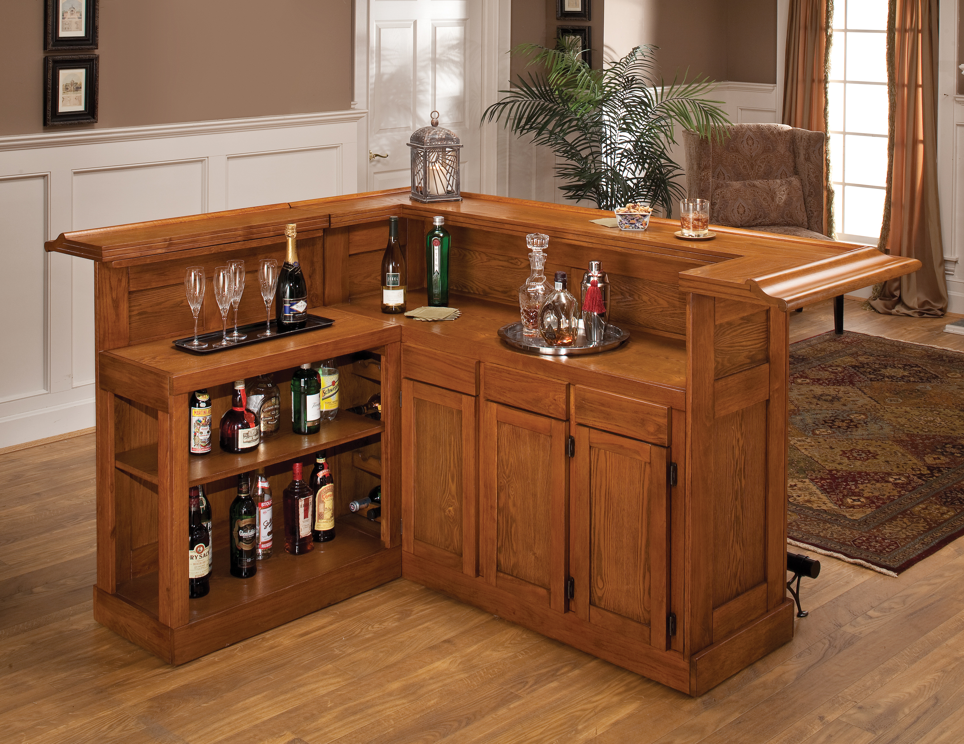 31 Hassle Free Home Bar Ideas  SloDive