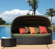 Outdoor Chairs with Canopy