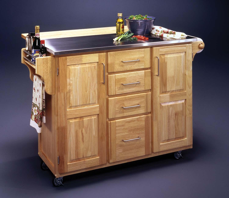 home styles kitchen cart with drop leaf breakfast bar kitchen island2