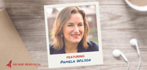 #211: Pamela Wilson on How to Create Your Own Content Faster, More Consistently and with Less Stress