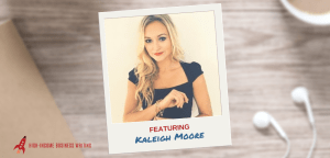 #219: Kaleigh Moore on Managing Stress Effectively as a Freelancer