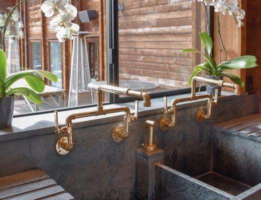 8 Industrial Bathroom Design Ideas For Your Space Watermark Designs