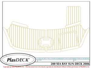 Sea Ray | PlasDeck