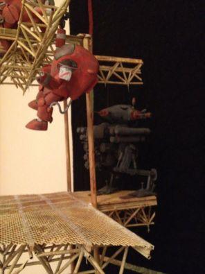 MaK diorama