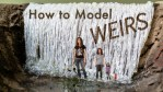 How to model a weir