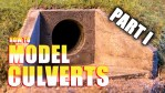 How to Model Culverts