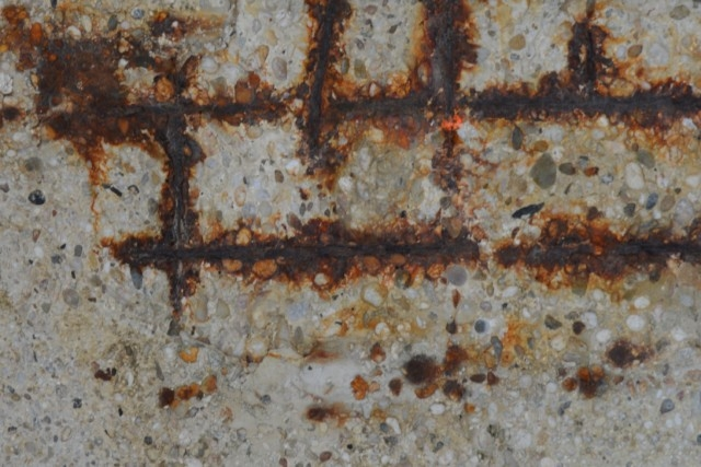 Rusty Concrete