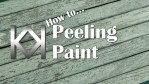 How to Model Peeling Paint