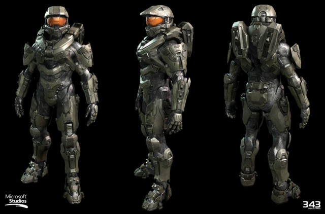 Halo Master Chief Photos by 343 Industries