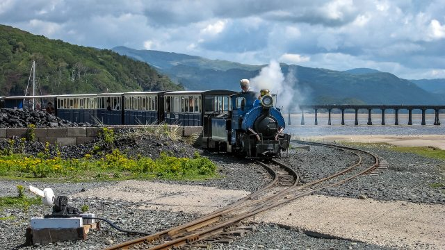 Fairbourne Railway I