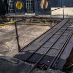 Fairbourne Railway Transfer Table